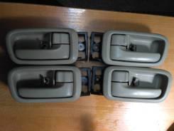 Ручка двери внутренняя. Toyota RAV4, ACA20W, CLA20, CLA21, ACA26, ACA28, ZCA26W, ZCA26, ZCA25, ACA21W, ACA23, ACA21, ACA20, ZCA25W Toyota Harrier, MCU...