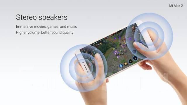 Xiaomi Mi Max 2. Новый, 128 Гб