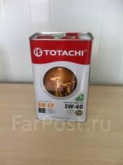Totachi. Вязкость 5W-40, синтетическое. Под заказ