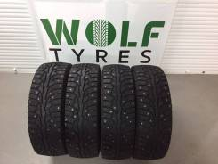 WolfTyres Nord. Зимние, шипованные, 2016 год, без износа, 4 шт