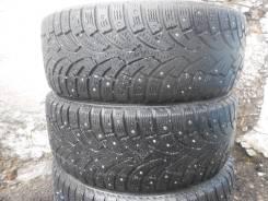 Bridgestone Noranza 2 EVO. Зимние, шипованные, износ: 30%, 2 шт