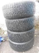 Bridgestone Noranza 2 EVO. Зимние, шипованные, износ: 30%, 4 шт