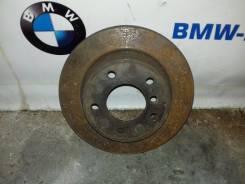 Диск тормозной. BMW 3-Series, E46, E46/2, E46/2C, E46/3, E46/4, E46/5 BMW 5-Series, E39, E60, E61 Двигатели: M57D25TU, N54B25, N53B25UL, M57D30TU2, M5...
