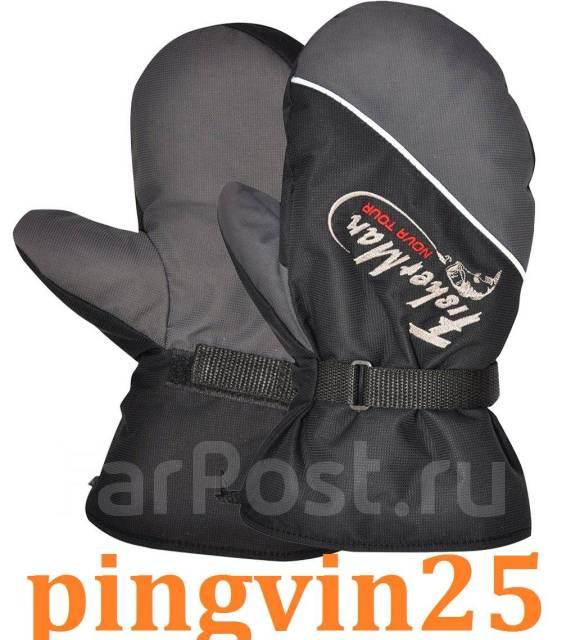 """Варежки для зимней рыбалки""""Тенар"""" Pingvin25"""