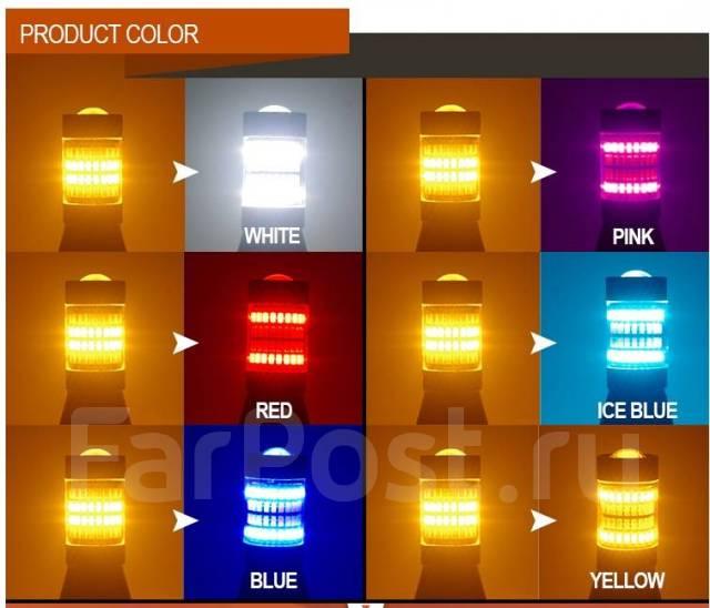 Ходовые огни. Mitsubishi: RVR, Delica, Delica D:5, Lancer Cedia, ASX, Colt, Dingo, Galant, Lancer Evolution, Mirage Honda: Integra, CR-X, Fit, Insight...