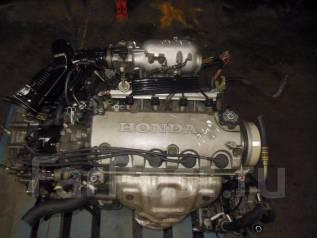 Двигатель в сборе. Honda: Civic, Integra SJ, Capa, Domani, Civic Ferio, Partner D15B