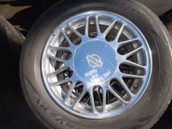 Nissan. x16, 4x98.00, 4x114.30