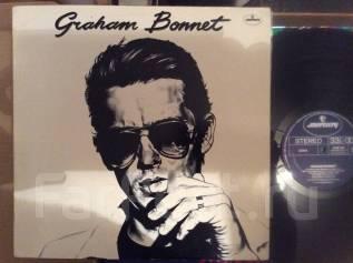 Грэм Боннет / Graham Bonnet - 1977 DE LP Rainbow Alcatrazz MSG
