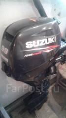 Suzuki. 9,90л.с., 4-тактный, бензиновый, нога S (381 мм), Год: 2011 год