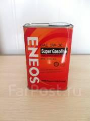 Eneos Super Gasoline. Вязкость 5W-30, полусинтетическое. Под заказ