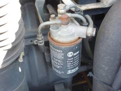 Крепление топливного фильтра. Nissan Condor, MK12A Двигатель FD46T