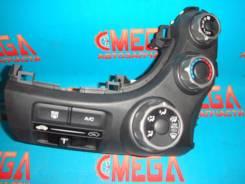 Блок управления климат-контролем. Honda Fit, GE7, DBA-GE6, GE6, DBA-GE7 Двигатель L13A