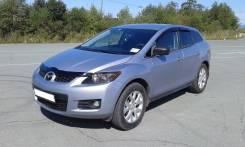 Mazda CX-7. автомат, 4wd, 2.3 (238 л.с.), бензин, 115 000 тыс. км