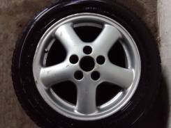 Toyota. 5.0x16, 5x114.30, ET0, ЦО 110,0мм.