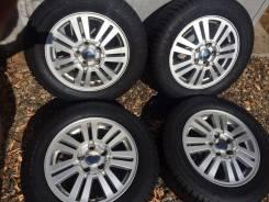 Комплект зимних колес 195/65R15, сверловка 5*108. 6.0x15 5x108.00 ET52.5 ЦО 63,3мм.