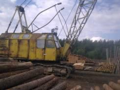 Zemag RDK 25. Гусеничный кран РДК-25 б/у, 25 000 кг., 27 м.