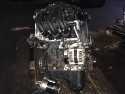 Двигатель в сборе. Chevrolet Spark, M200 Daewoo Matiz, KLYA, M200 Двигатель A08S3