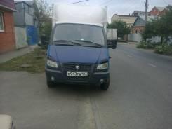 ГАЗ 3302. Газель фургон, 2 400 куб. см., 2 000 кг.