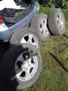 Bridgestone B330. Зимние, без шипов, износ: 60%, 4 шт
