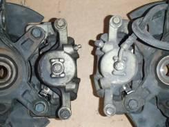 Суппорт тормозной. Honda Civic, LA-EU4, LA-EU2, CBA-EU3, ABA-EU4, UA-EU3, LA-EU3, LA-EU1, UA-EU1 Honda Civic Hybrid, CAA-ES9, ZA-ES9 Honda Civic Ferio...