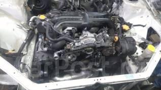 Двигатель в сборе. Subaru Legacy, BP9, BPE, BL9, BL, BL5, BP5, BPH, BP, BLE Двигатель EJ20X