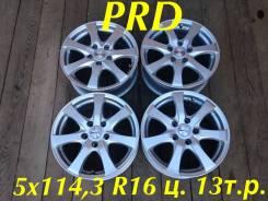 PRD. 6.5x16, 5x114.30, ET45
