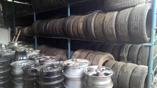 Продам контрактные б/у шины и диски из Японии