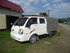 Kia Bongo III. , 2 900 куб. см., 1 000 кг.