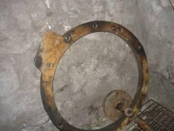 Переход с смд на двигатель ямз. кольцо.