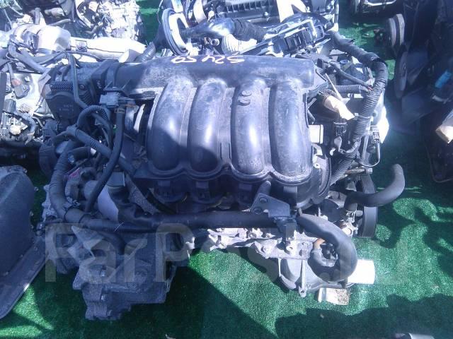 Двигатель NISSAN MURANO, TZ50, QR25DE; S2459, 79000km