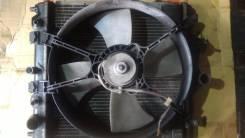 Вентилятор охлаждения радиатора. Honda Civic