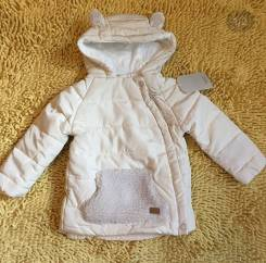 Куртки. Рост: 74-80, 80-86, 86-98, 98-104 см