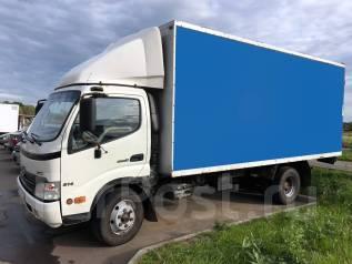 Hino 300. Хино 300. 2011 год фургон., 4 009 куб. см., 5 000 кг.
