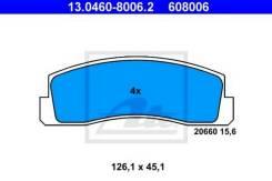 Колодка тормозная дисковая. Лада 4x4 Урбан, 2131, 2121 Лада 4x4 2121 Нива, 2121 Лада 4x4 2131 Нива, 2131 Chevrolet Niva Двигатели: BAZ21213, BAZ21214...