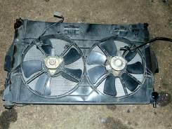 Радиатор охлаждения двигателя. Mazda MPV, LWEW Двигатель FS