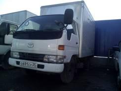 Toyota Dyna. Продаётся грузовик. , 4 104 куб. см., 2 000 кг.