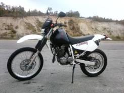 Suzuki DR 250. 250 куб. см., исправен, птс, без пробега
