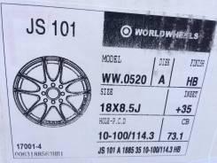 Work RSZ-R. 8.5x18, 5x100.00, ET35, ЦО 73,1мм.