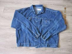 Куртки джинсовые. 68