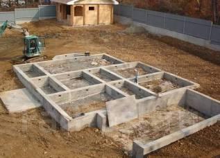 Дома из блока и бруса . Фундаменты. Разрешения и согласования.