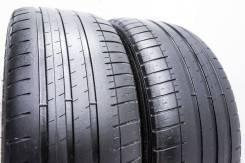 Michelin Pilot Sport 3. Летние, 2012 год, износ: 10%, 2 шт
