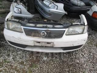 Рамка радиатора. Nissan Sunny, FB15