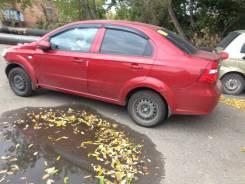 Chevrolet Aveo. ПТС 2007гв