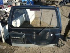 Дверь багажника. Mitsubishi Pajero, V24WG, V24W