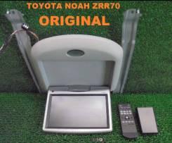 Телевизор салонный. Toyota Noah, ZRR70, ZRR70G, ZRR70W