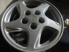 Toyota. 6.0x15, 5x114.30, ET45, ЦО 67,0мм.