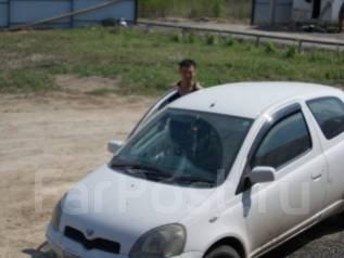 Toyota Vitz. автомат, передний, 1.0 (70 л.с.), бензин, 200 тыс. км