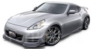 Обвес кузова аэродинамический. Nissan 370Z. Под заказ