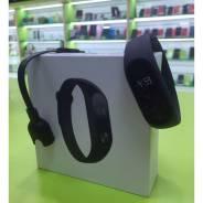 Влагозащищенный фитнес - браслет Xiaomi Mi Band 2 . Гарантия!