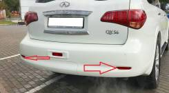 Катафот. Infiniti G37 Infiniti QX56 Nissan Leaf Двигатели: VQ37VHR, VK56VD, EM61